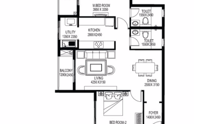 Image Result For Bbmp House Plan